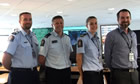 World leading border protection service recognised