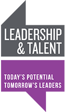 Leadership and Talent programme logo.