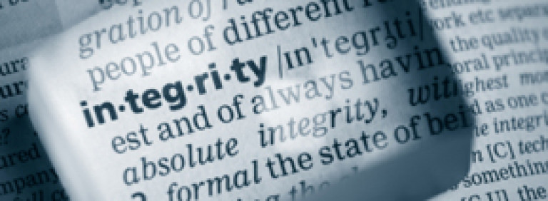 Integrity and Conduct