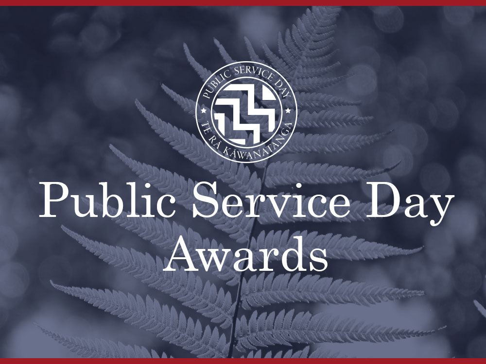 Public Service Day Awards